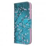 Pouzdro Nokia 6.2 / 7.2 - Květy 02