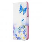 Pouzdro Huawei P40 Lite - Motýli 09