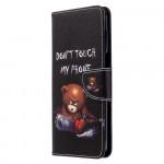 Pouzdro Xiaomi Redmi Note 9 Pro / Note 9S - Don't touch my phone