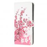 Pouzdro Huawei P40 Lite E - Květy 02