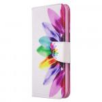 Pouzdro Huawei P40 Lite E - Květy 03