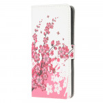 Pouzdro Galaxy A51 - Květy 02