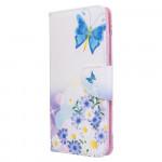 Pouzdro Galaxy A51 - Motýli 08
