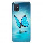 Obal Galaxy A51 - Motýli