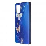 Obal Galaxy A51 - Motýli 02