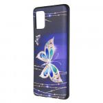 Obal Galaxy A51 - Motýli 03