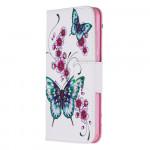 Pouzdro Nokia 2.3 - Motýli 02