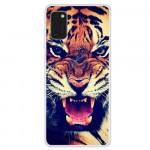 Pouzdro / Obal Galaxy A41 - Tygr