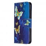 Pouzdro Nokia 2.3 - Motýli 05