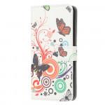 Pouzdro Galaxy A41 - Motýli 06