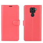 Pouzdro Xiaomi Redmi Note 9 - červené