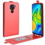 Flipové pouzdro Xiaomi Redmi Note 9 - červené
