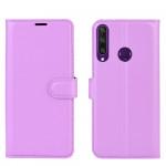 Pouzdro Huawei Y6P - fialové