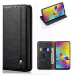 Pouzdro Galaxy M21 - Premium - černé