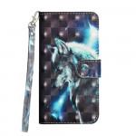 Pouzdro Galaxy M21 - Vlk 3D