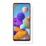 Ochranné tvrzené sklo - Galaxy A21s
