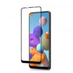 Ochranné celoplošné sklo - Galaxy A21s