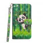 Pouzdro Galaxy A21s - Panda 3D