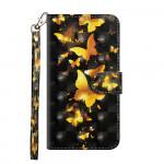 Pouzdro Galaxy M21 - Motýli 3D 02