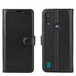 Pouzdro Motorola Moto E6s - černé