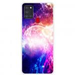 Pouzdro Galaxy A21s - Vesmír 01