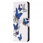 Pouzdro Nokia 5.3 - Motýli 01
