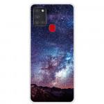 Pouzdro Galaxy A21s - Vesmír 02