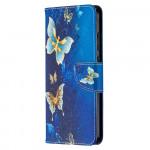 Pouzdro Nokia 5.3 - Motýli 02