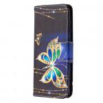 Pouzdro Galaxy A21s - Motýli 02