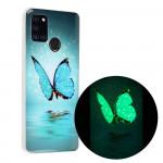 Pouzdro Galaxy A21s - Motýl