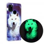 Pouzdro Galaxy A21s - Vlk