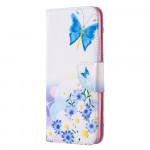 Pouzdro Xiaomi Redmi 9 - Motýli 01
