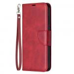 Pouzdro Xiaomi Redmi Note 9 - červené 02