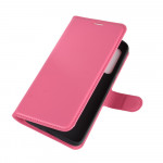 Pouzdro Motorola Moto G8 Power - tmavě růžové