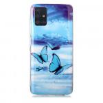 Obal Galaxy A51 - Motýli 05