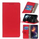 Pouzdro Motorola Moto E6 Plus - červené 02