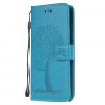 Pouzdro Huawei Y5P - modré - Strom