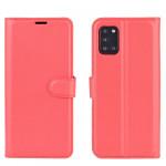 Pouzdro Galaxy A31 - červené