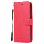 Pouzdro Xiaomi Redmi 9C - červené - Strom