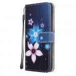 Pouzdro Galaxy A21s - Květy 06