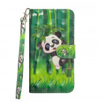 Pouzdro Nokia 5.3 - Panda 3D