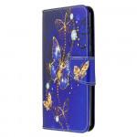 Pouzdro Galaxy A31 - Motýli 02