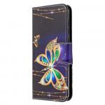 Pouzdro Galaxy A31 - Motýli 04
