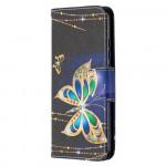 Pouzdro Xiaomi Redmi 9A - Motýli 04