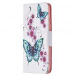 Pouzdro Xiaomi Redmi 9A - Motýli 05