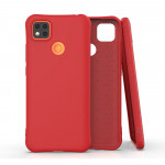 Obal Xiaomi Redmi 9C - červený