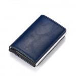 Pouzdro na platební karty - Modré 02