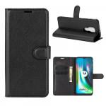 Pouzdro Motorola Moto E7 Plus / G9 Play - černé