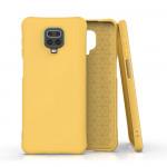Obal Xiaomi Redmi Note 9 Pro / Note 9S - žlutý