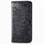 Pouzdro Galaxy Note 10 Lite - černá mandala